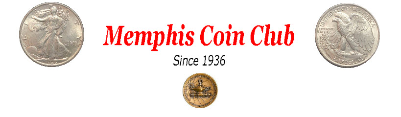 Memphis Coin Club Home Page